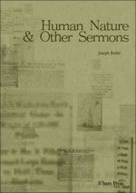 Human Nature & Other Sermons